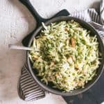 DELICIOUS INGREDIENTS FOR APPLE CABBAGE SLAW by lenaskitchenblog.com