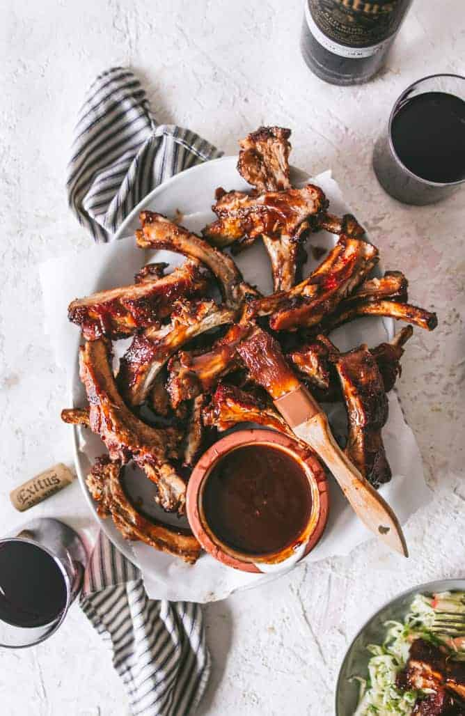 INSTANT POT RIBS that are finger licking good